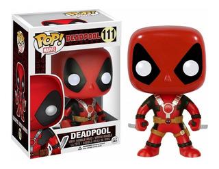 Funko Pop! Marvel #111 Deadpool Two Swords Nortoys