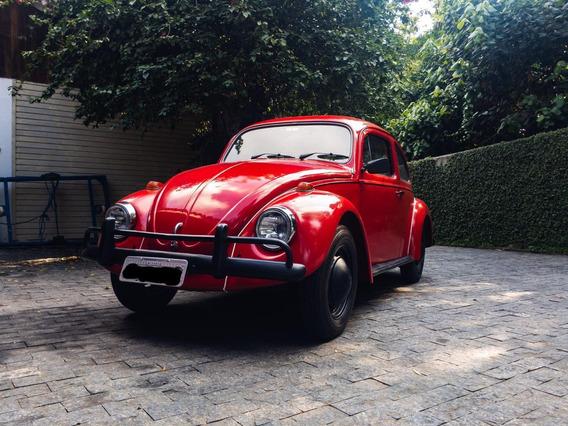 Fusca 1968 Com Motor 1600 Novo