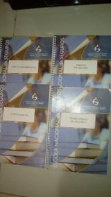 Escola Nacional De Seguros Funenseg 04 Volumes 2010