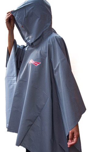 Poncho Impermeable Budweiser