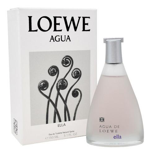 Imagen 1 de 1 de Perfume Loewe Agua Ella 150 Ml Eau De Toilette Spray