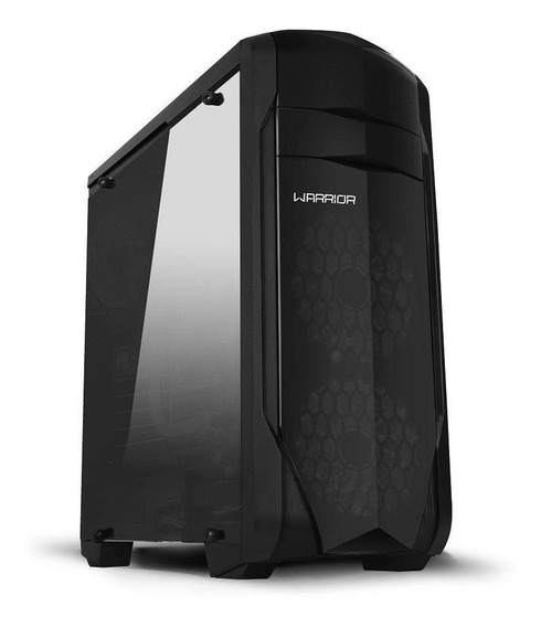 Gabinete Gamer Multilaser Warrior Ga155 Para Pc Oferta Loi