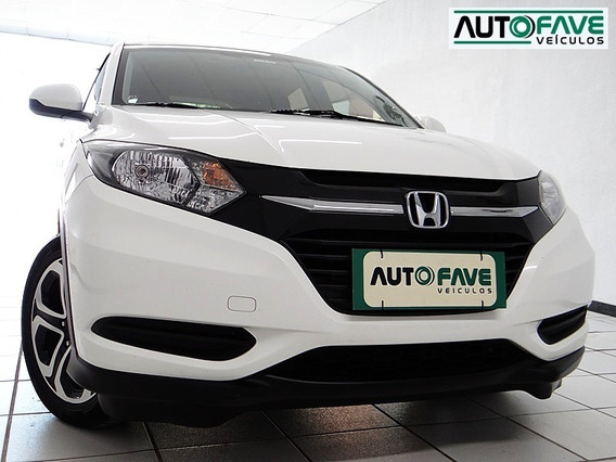 Honda Hr-v Hr-v Lx Cvt 1.8 I-vtec