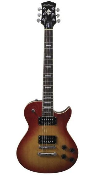 Guitarra Les Paul Winstdcb Cherryburst Garantia 2 Anos.