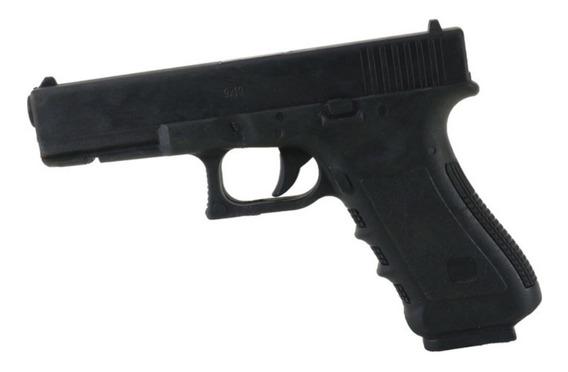 Pistola Glock 23 Material Tpr Macizo P/entrenamiento