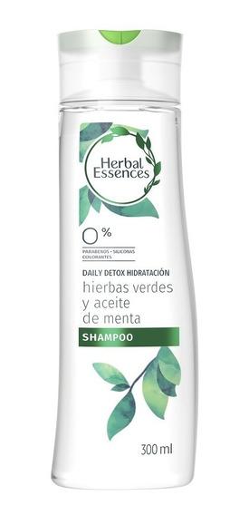 P&g Herbal Essences Daily Detox Hierbas 300 Ml Shampoo