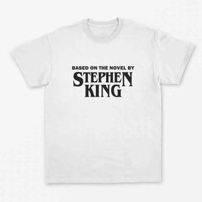 Playera Basado En La Novela De Stephen King Unisex Moda