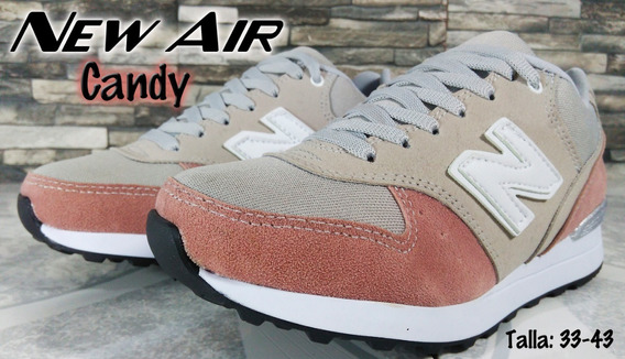 Tenis New Air Ref: Candy
