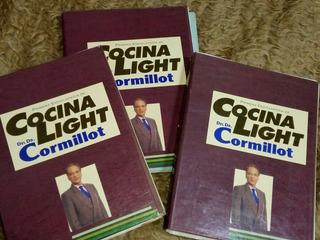 Colección Revistas Cormillot Cocina Light