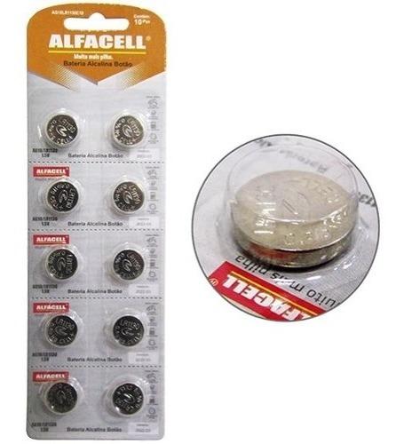 Bateria Afacell Ag10 R1130 /ag3 R41