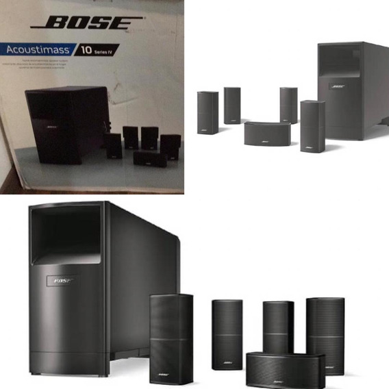 Home Theaters Bose Acoustima 10
