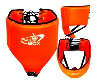 Inguinal Protector Con Cintura Prof. Coquera Mma Full Box