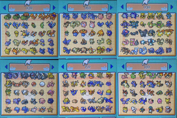 Venta Pokemon Diamante Nds Diamond 493 Pokedex Evento