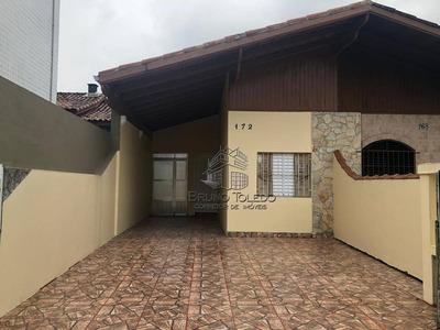 Casa Com 2 Dormitórios À Venda, 250 M² Por R$ 250.000 - Balneário Maracanã - Praia Grande/sp - Ca0009