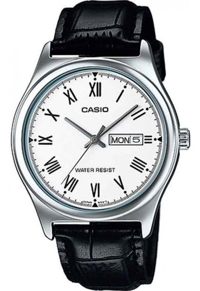 Relógio Casio Masculino Social Mtp-v006l-7budf
