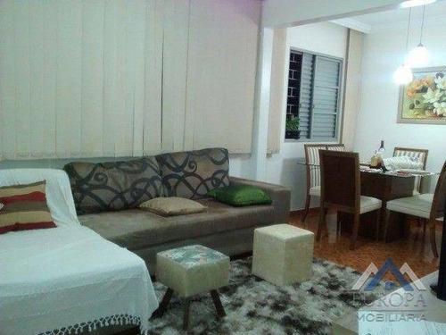 Imagem 1 de 12 de Apartamento À Venda, 64 M² Por R$ 165.000,00 - Jardim Agari - Londrina/pr - Ap0957