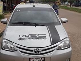 Vendo Toyota Etios 2017 Uso Particular