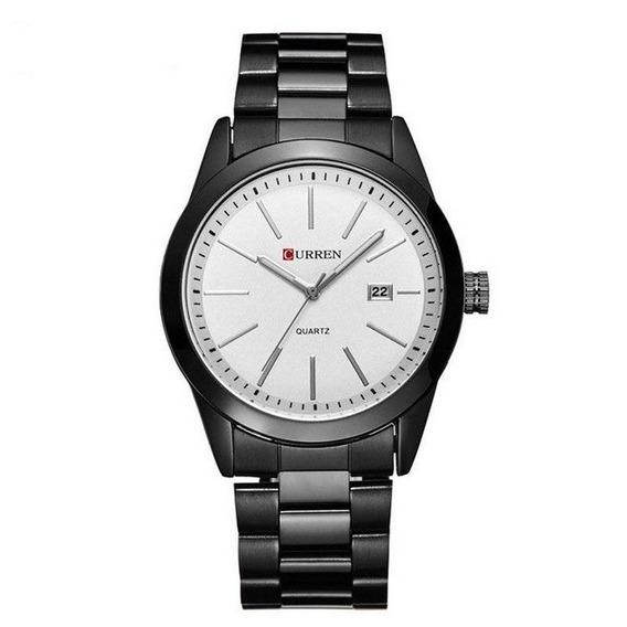 Relógio Masculino De Pulso Curren Analógico Modelo 8091