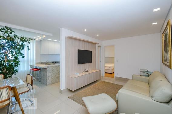 Apartamento Para Aluguel - Vila Da Serra, 1 Quarto, 58 - 893116898