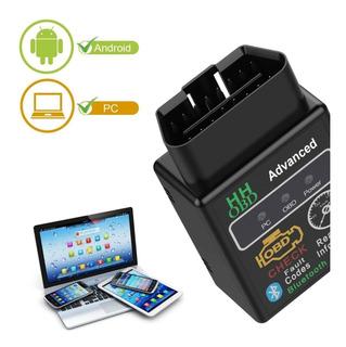 Escáner Automotriz Bluetooth Universal Obd2 / Para Vehículos