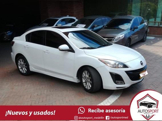 Mazda 3 All New At - Financiamos Vehículos Usados