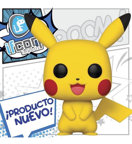 Funko Pop Pikachu Pokemon Exclusivo