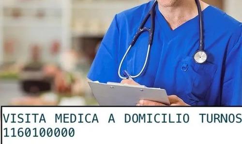 Imagen 1 de 3 de Medico A Domicilio - Certificados - Recetas Virtuales- Aptos