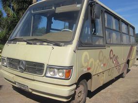 Micro Ônibus - Mercedes-benz - 608 - Ano/modelo: 1975