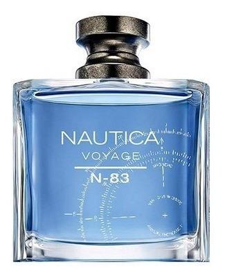 Perfume Masculino Importado Nautica Voyage N-83 100ml