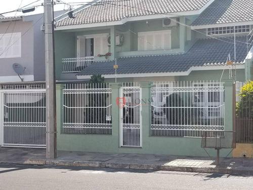 Imagem 1 de 24 de Sobrado Com 2 Dormitórios À Venda, 212 M² Por R$ 695.000 - Parque Da Matriz - Cachoeirinha/rs - So0336