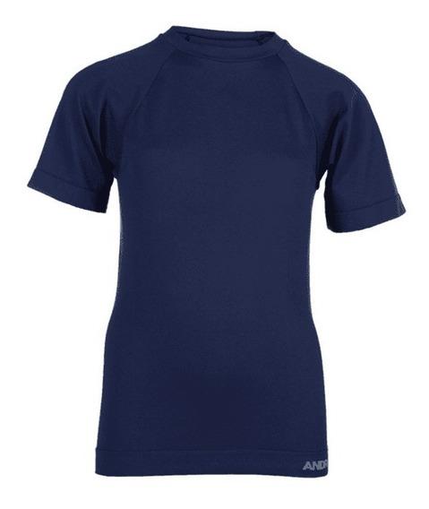 Camiseta Térmica Manga Corta Nene Andros 5550a