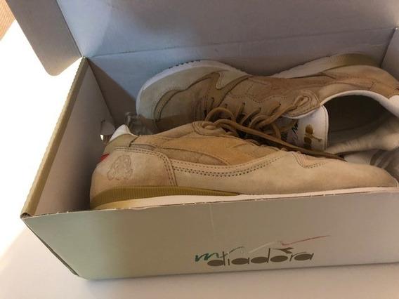 Diadora V7000 Macchiato Footpatrol Yezzi adidas