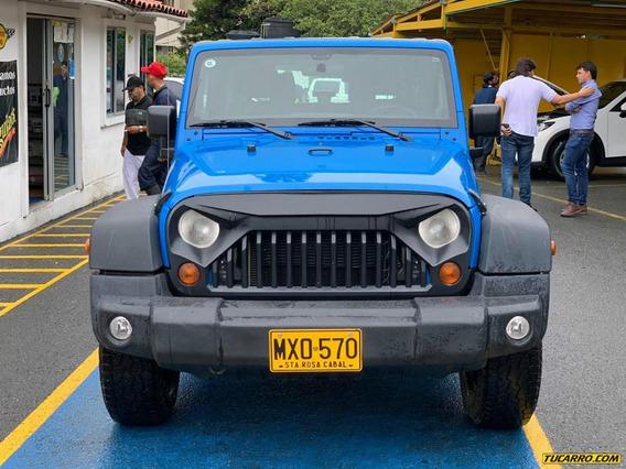 Jeep Wrangler Sport At 3600