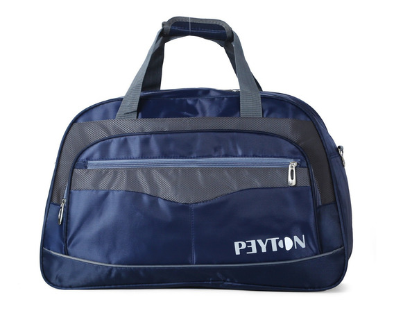 Bolso Gym Viaje Peyton Deportivo Reforzado Grande Tira Color