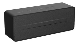 Parlante Tedge Bluetooth 6W portátil inalámbrico Negro