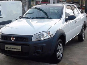 Fiat Strada 1.4 Working Cs 0km Taraborelli Antic+24 Cuotas
