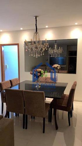 Casa Com 2 Dormitórios À Venda, 220 M² Por R$ 380.000 - Loteamento Sao Bernardo - Mirassol/sp - Ca2374