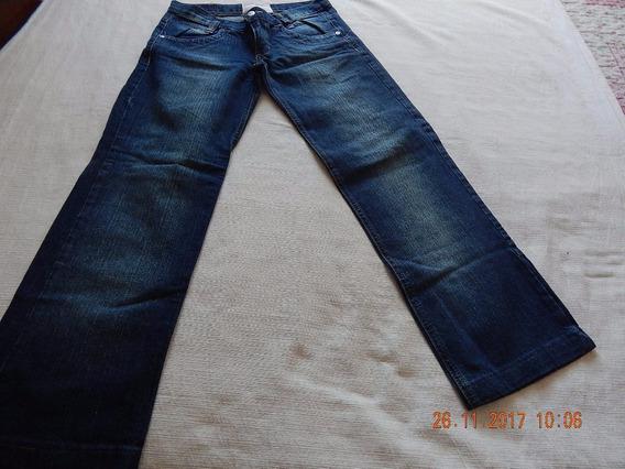Pantalón De Jeans Talle 36 Muy Buen Estado