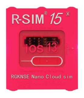 Chip Gevey R-sim Gpp Lte Desbloqueiar iPhone 5s 6 7 8 X