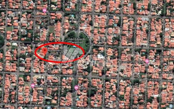 Rua Americo De Campos, Cidade Universitaria, Campinas - 259854