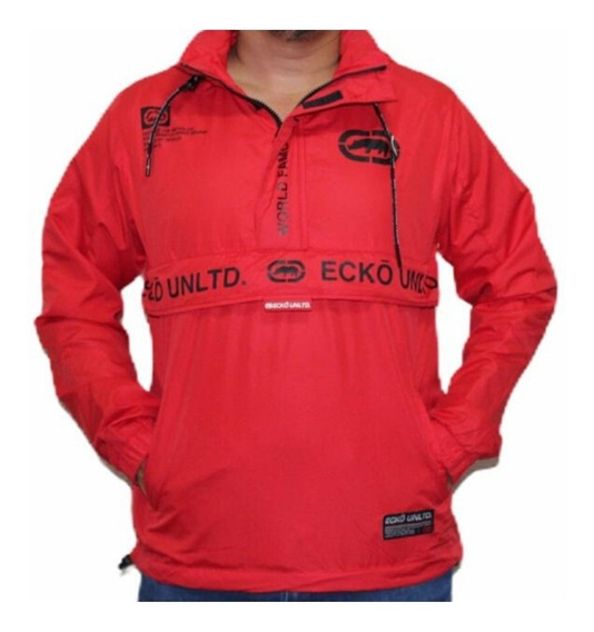 Jaqueta Blusa Masculina Corta Vento Ecko Original Premium
