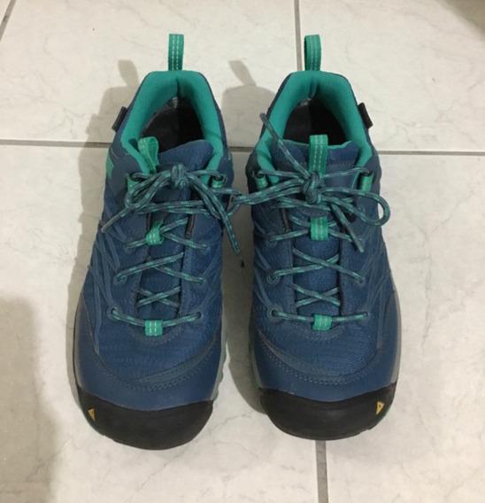 Zapatos Keen Dry Waterproof Para Dama Como Nuevos
