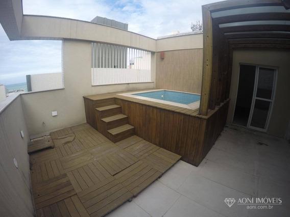 Cobertura Residencial À Venda, Itapuã, Vila Velha - . - Co0024