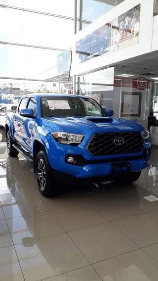 Toyota Tacoma 2020 Renovamos Su Poder!!!