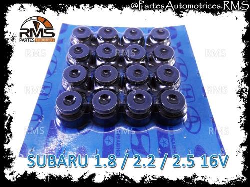 Gomas Valvula Subaru Impreza Legacy Forester 1.8 2.2 2.5 16v