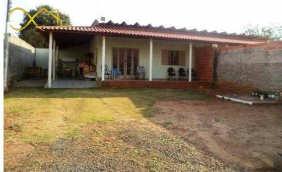 Casa Com Terreno De 1200 Metros Área Nobre De Paulínia - Ca1614