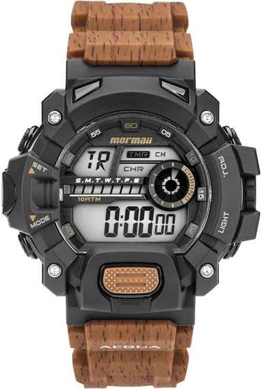 Relógio Mormaii Wood Mo1132ah/8m