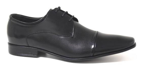 Sapato Democrata Social Couro 055115 Lojas Pires
