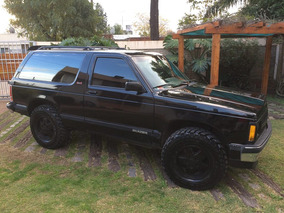 Chevrolet Blazer 4.3 4x4 200 Hp Tahoe Lt
