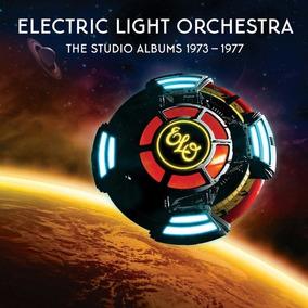 Electric Light Orchestra - Studio Albums 1973-1977 5cd - Elo